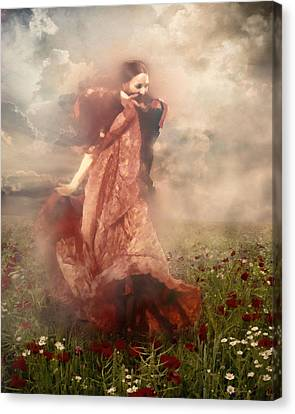 Storm Dancer Canvas Print