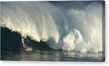 Storm Front Canvas Print by Bob Christopher