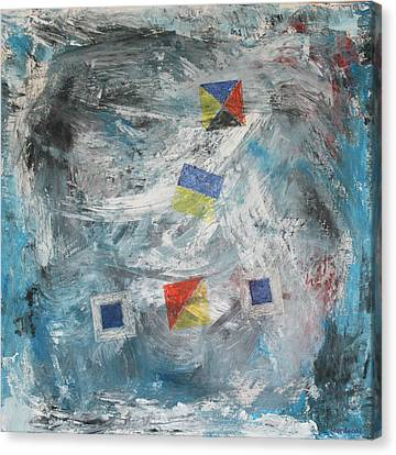 Canvas Print - Storm Signals by Mordecai Colodner
