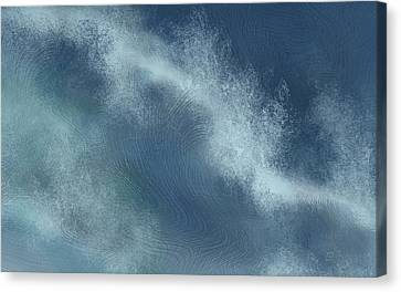 Storm Tide Canvas Print