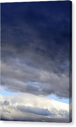 Stormy Sky Canvas Print by Sami Sarkis