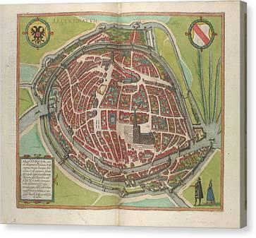 Strasbourg Canvas Print by British Library