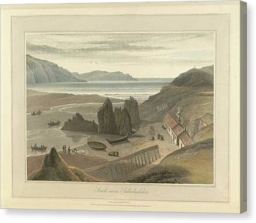 Strath-naver Canvas Print by British Library