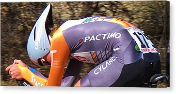 Streamlined For Speed Canvas Print