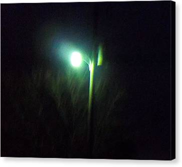 Street Light Canvas Print by Rosalie Klidies