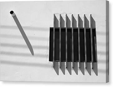 String Shadows - Selected Award - Fiap Canvas Print