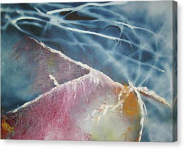 String Theory - Wave Canvas Print