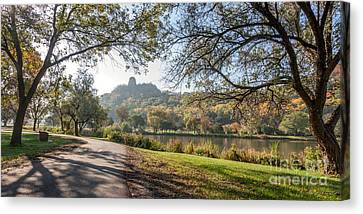 Stroll With Sugarloaf Canvas Print by Kari Yearous
