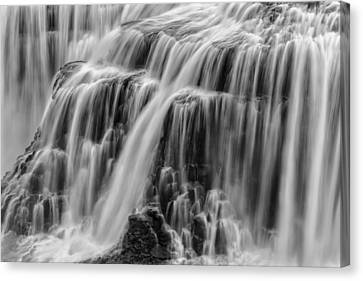 Strong Waters Canvas Print by Jon Glaser