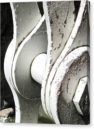 Structural Support Canvas Print by Jeff Gater