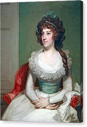 D.c Canvas Print - Stuart's Matilda Caroline Cruger by Cora Wandel