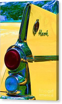 Studebaker Hawk Canvas Print by Alys Caviness-Gober