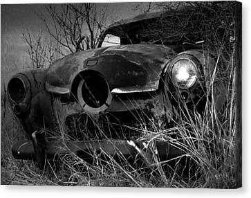 Studebaker  Canvas Print by Jim Vance
