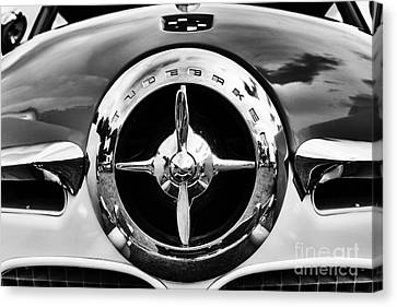 Front End Canvas Print - Studebaker by Tim Gainey