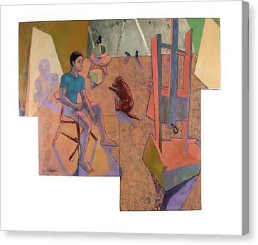 Studio Canvas Print by Nenko Balkanski