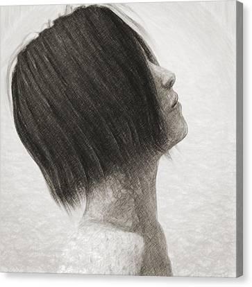 Su Canvas Print by Taylan Apukovska
