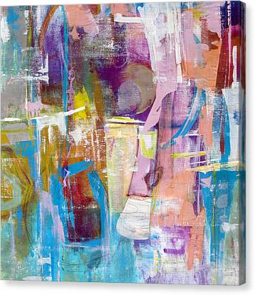 Subjective Canvas Print by Katie Black