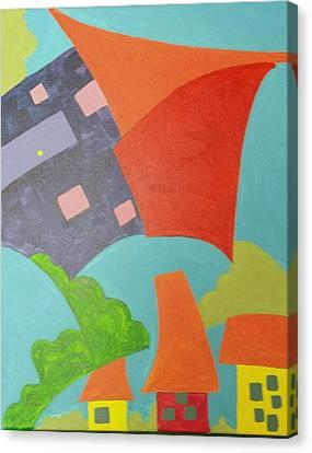 Suburbia  Canvas Print by Isaac Alcantar