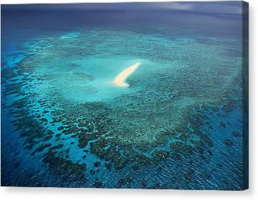 Sudbury Cay Canvas Print