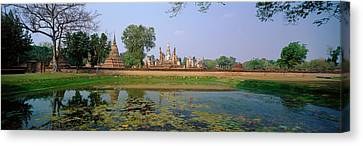 Sukhothai Thailand Canvas Print by Panoramic Images