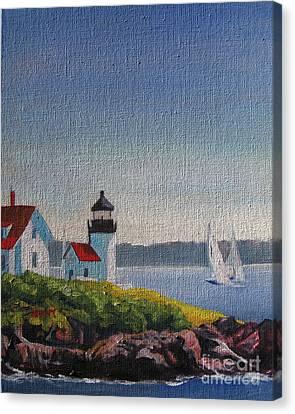 Summer Breeze Canvas Print by Shirley Braithwaite Hunt