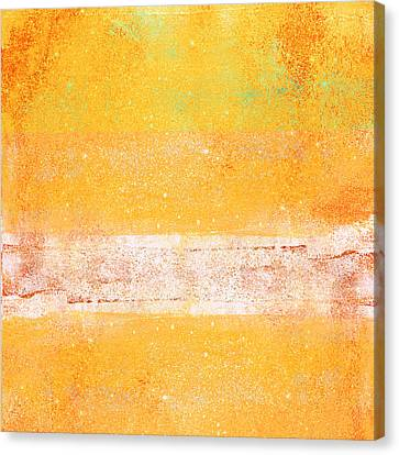 Warm Canvas Print - Summer Days by Carol Leigh