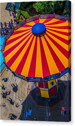 Summer Fun  Canvas Print by Julie Palencia
