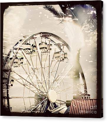 Canvas Print featuring the photograph Summer Fun by Trish Mistric
