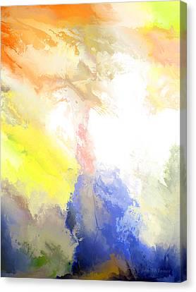 Summer II Canvas Print