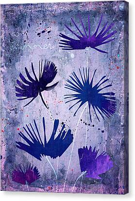 Summer Joy - 25c2 Canvas Print by Variance Collections