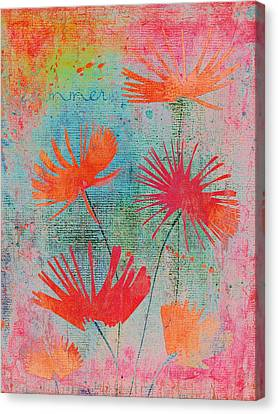 Summer Joy - S44a Canvas Print by Variance Collections