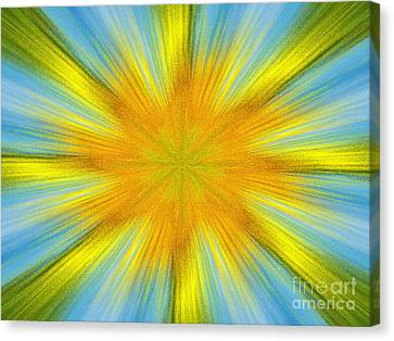 Summer Canvas Print by Lorraine Heath