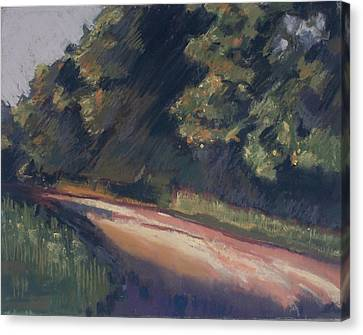 Summer Roads Canvas Print