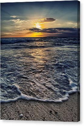 Summer Sea Canvas Print