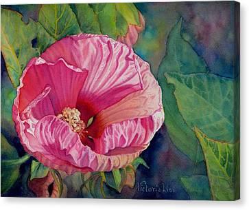 Summer Secrets Canvas Print