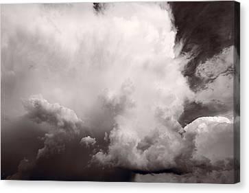 Summer Storm Canvas Print by Steve Gadomski
