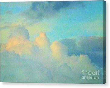 Summer Sunset Canvas Print by Robyn King