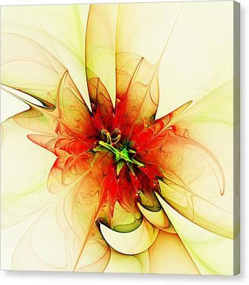 Summer Thoughts Canvas Print by Anastasiya Malakhova