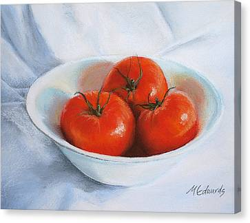 Summer Tomatoes Canvas Print