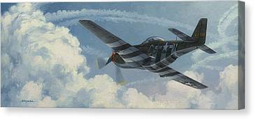Summer Of '44 Canvas Print by Wade Meyers