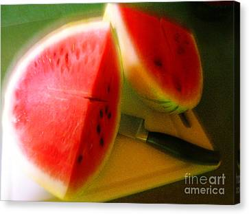 Summertime And The Living Is Easy Canvas Print by James Temple