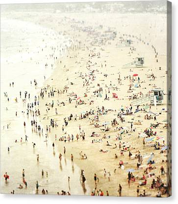 Summertime Canvas Print by Bree Madden