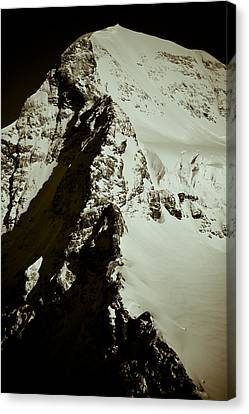 Summit Canvas Print by Frank Tschakert