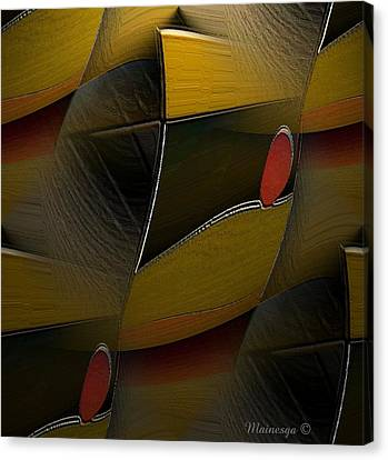 Sun-ab-2 Canvas Print by Ines Garay-Colomba