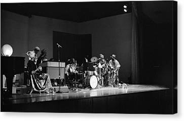 Sun Ra Arkestra At U C Davis Canvas Print