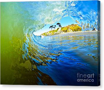 Canvas Print featuring the photograph Sun Shade by Paul Topp