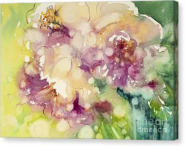 Sundappled Rose Canvas Print