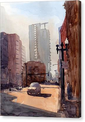 Sunday Afternoon Canvas Print by Max Good
