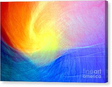 Sundown Canvas Print by Douglas Taylor
