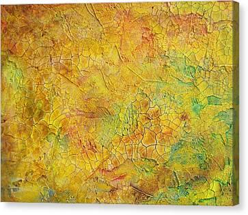 Sunny Days Canvas Print by Alan Casadei
